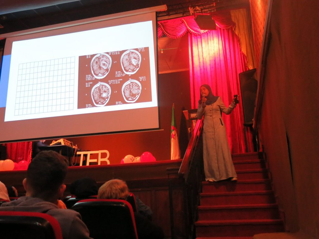 Presenting at Talks for Brains